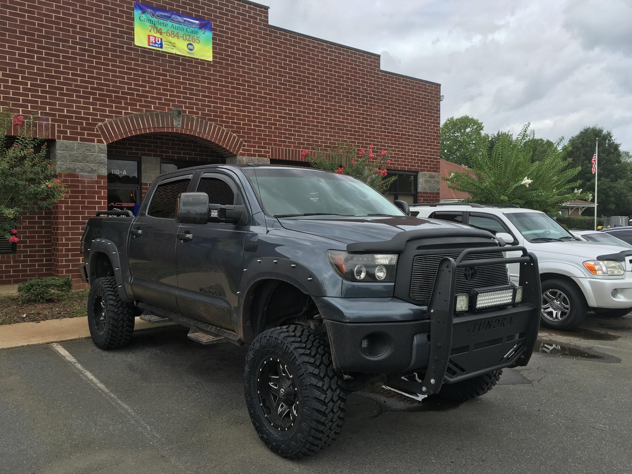 Toyota truck repair in Indian Trail, NC