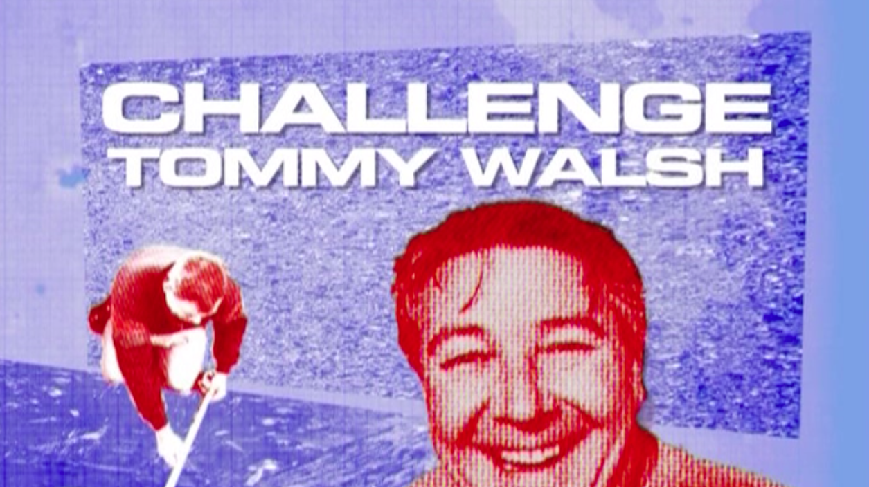 Zebra Digital: Challenge Tommy Walsh