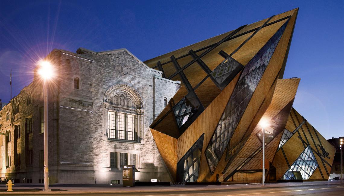 Royal Ontario Museum JNKM Design Josh Nelson