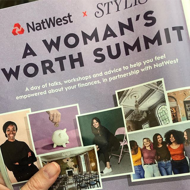 Do you have a side-hustle? Are you wondering if you should take the leap into making it your full time hustle? * * * Join me at this @stylistmagazine x @natwest event where I will be sharing everything I have learnt (and am still learning) on how to build a business from nothing (well..... I had a spare room, a laptop and some badassery). * * * I am a big fan of helping women create their own financial freedom and your side-hustle could be a first step on the road to you creating that for yourself too. * * * Tickets are available from stylist.link/summit * * * #business #entrepreneur #sidehustle #sidehustles #femalefounder #femaleentrepreneur #womeninbusiness #womenempowerment