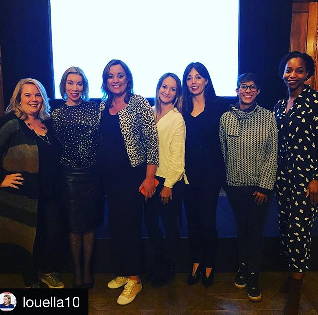 Great women in a great venue (@thenedlondon) @badasswomenshr hosted an event with our friends at @womeninpr - the topic? Life stages - what do you need to know (or wish you had known) in your 20s, 30s, 40s and beyond? For me one of the stand out themes was 'take that risk' - whatever age you are 💪 ##Repost @louella10 with @get_repost ・・・ Great to be on a panel of inspiring women including @ruthallchurch_ @lizziejearl & Preena Gadher hosted by the amazing team from @badasswomenshr #womensupportingwomen #womenempowerment #inspiration #wednesdaywisdom #london