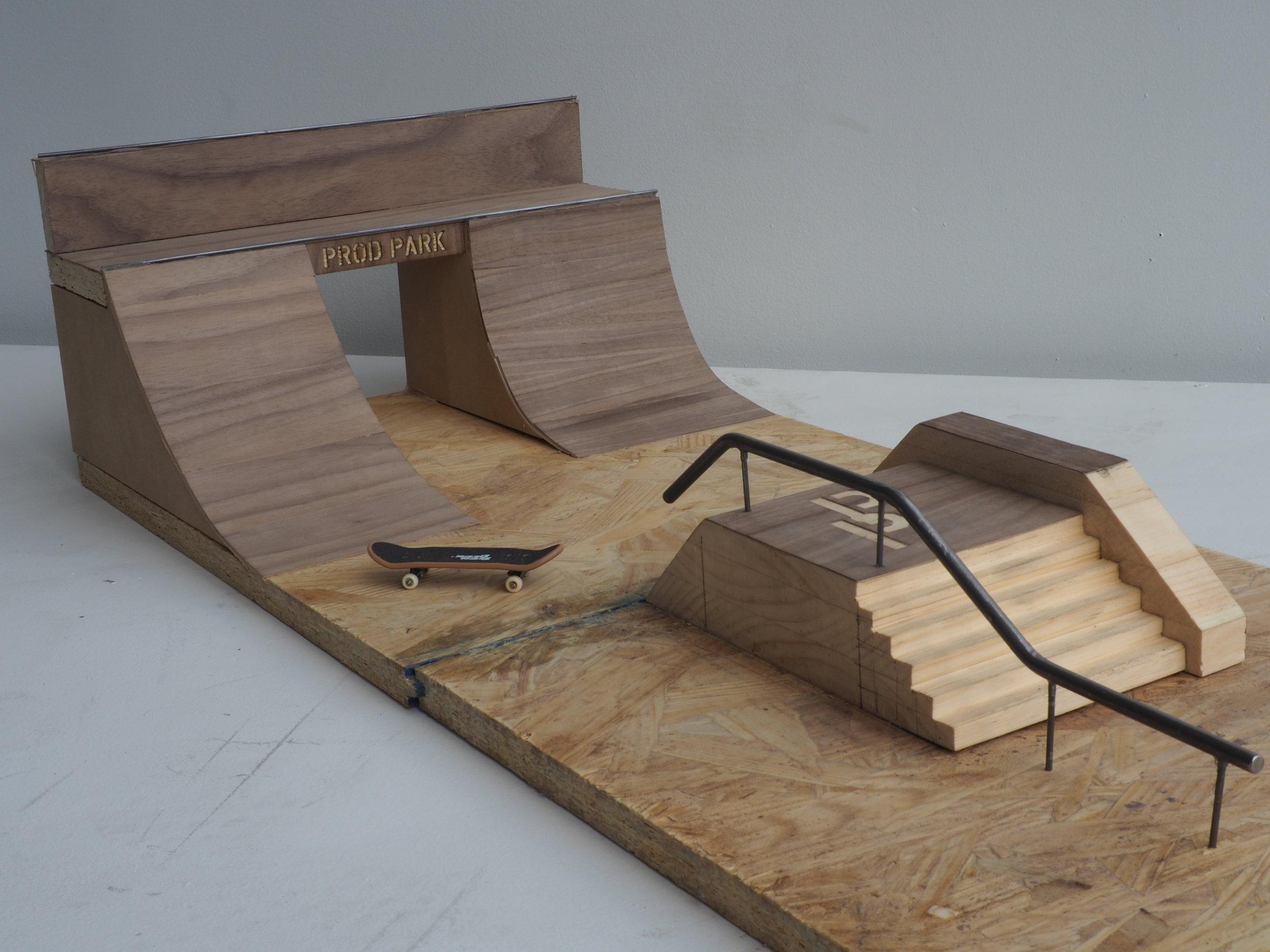 Tech Deck Skatepark