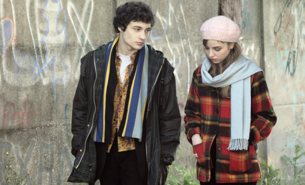 Young love wants for a happy ending, in  My Golden Days as it is in so many French films.