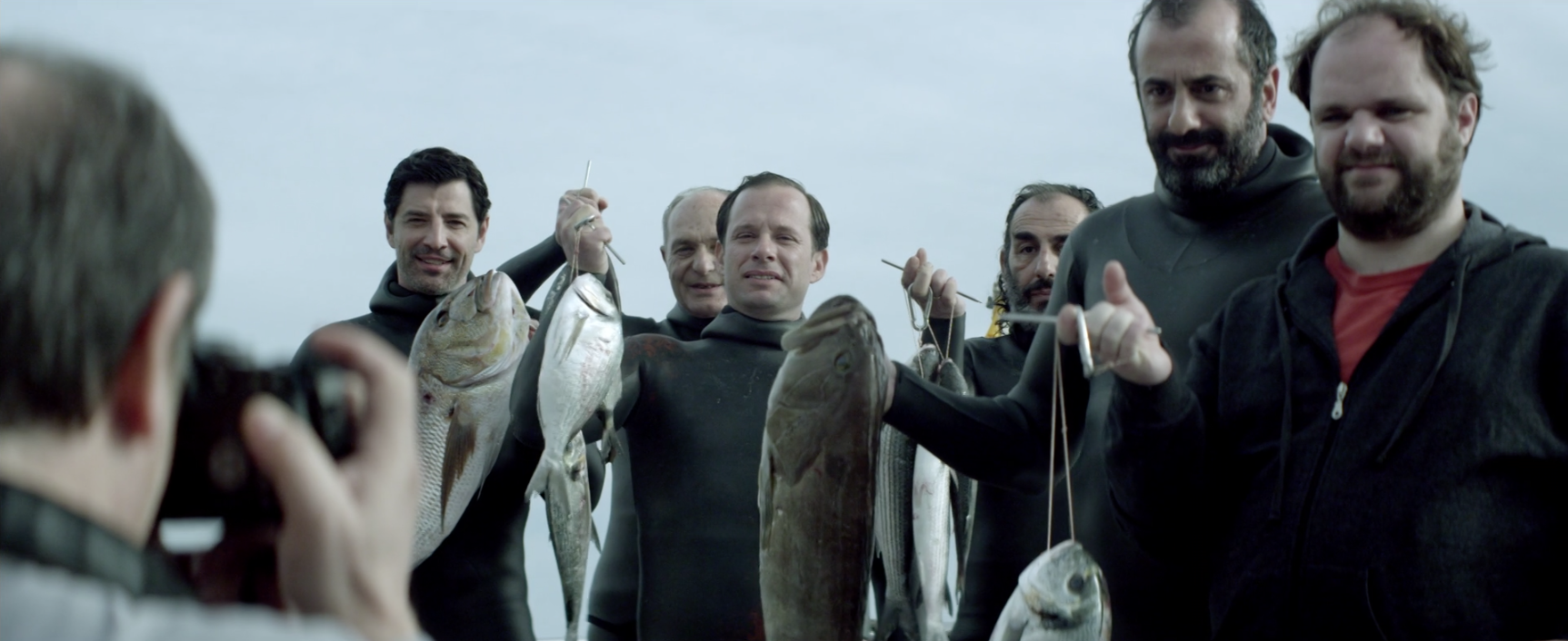 The cast of  Chevalier