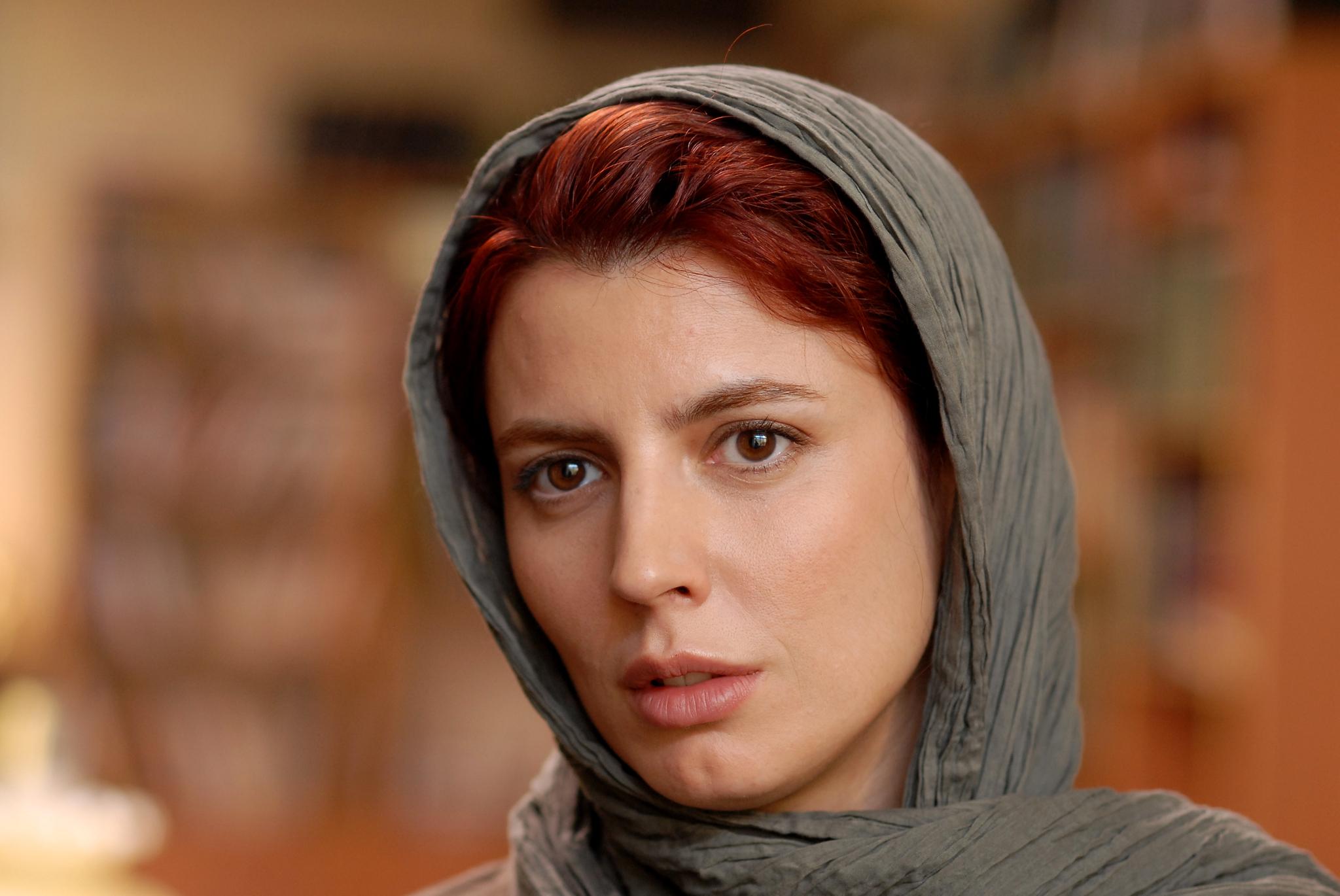Leila Hatami in  Me