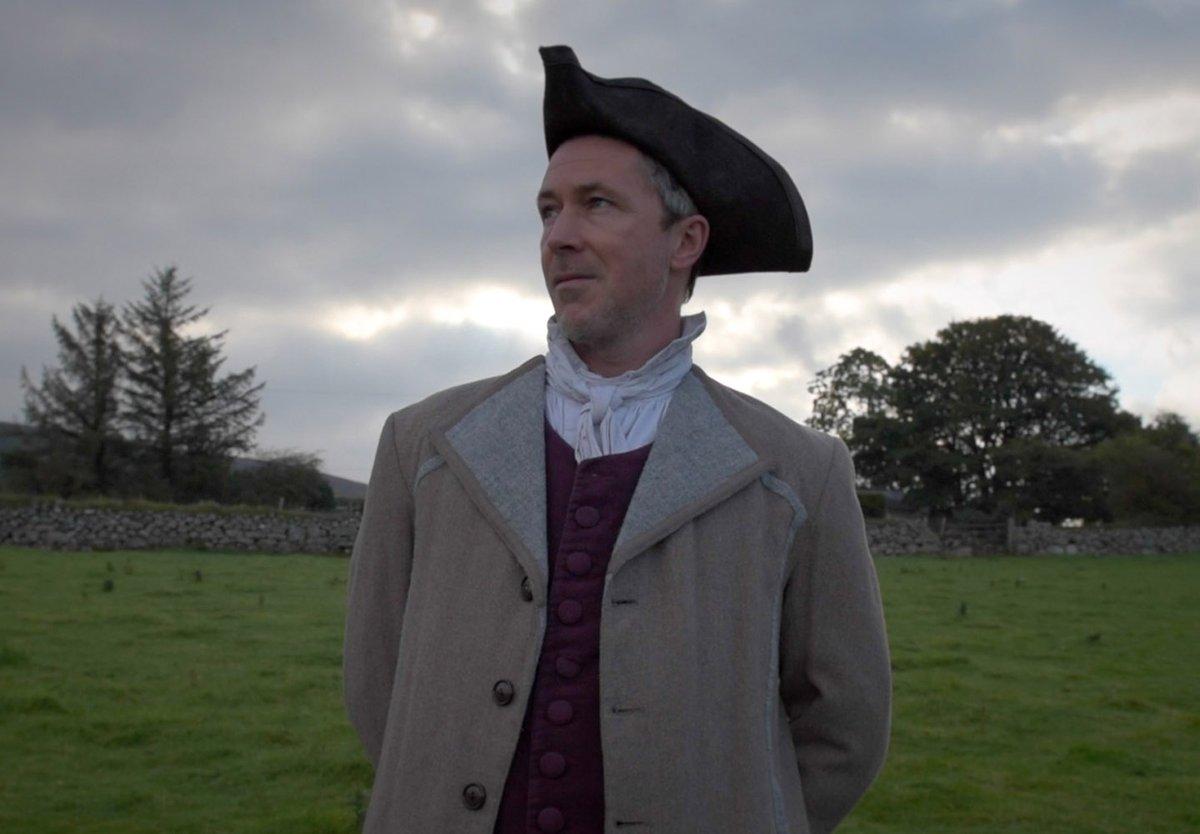 Aidan Gillen as one of  Further Beyond 's meta versions of Ambrose O'Higgins