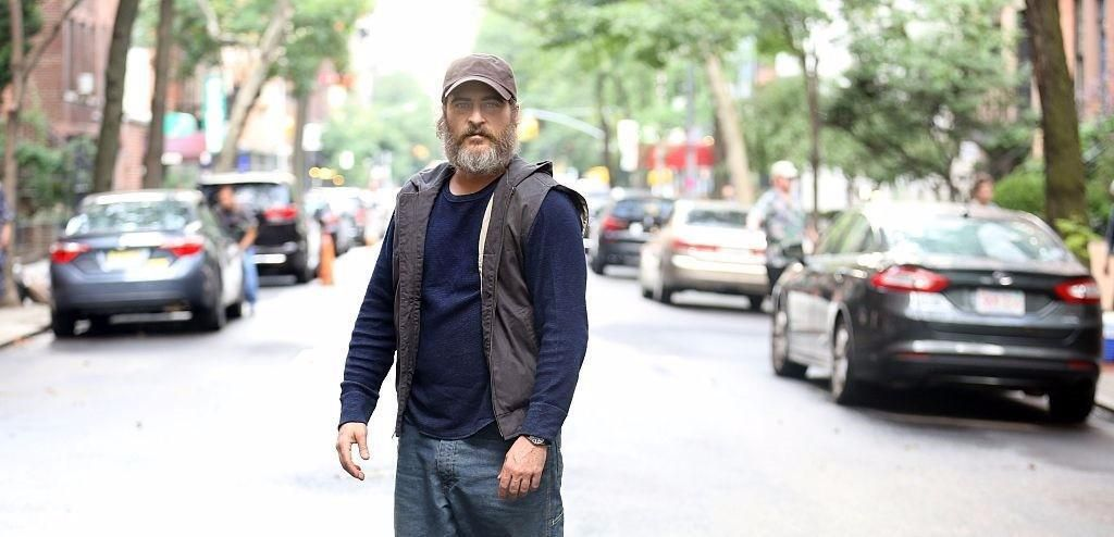 Lynne Ramsay's film  You Were Never Really Here won both Best Screenplay Ramsay and Best Actor for Joaquin Phoenix.