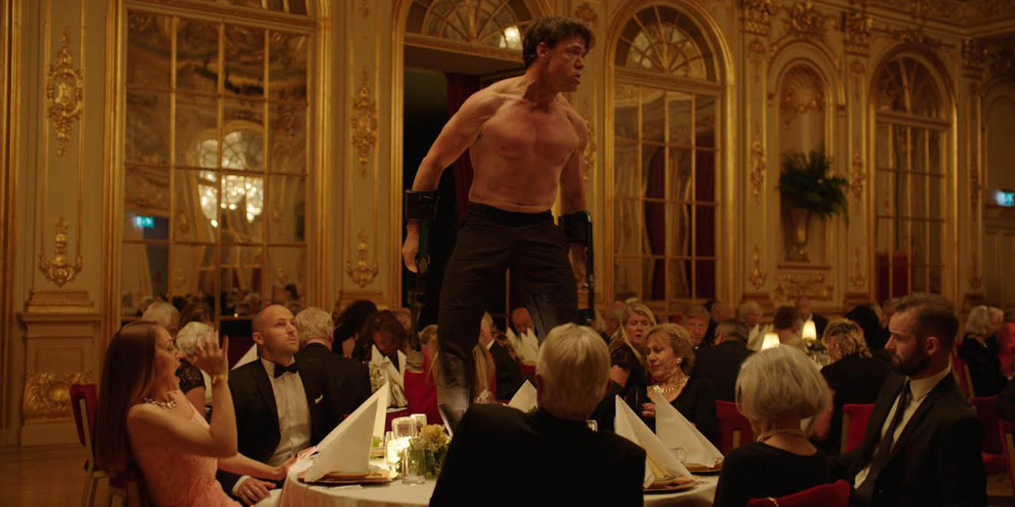 Ruben Östlund's art-world satire won the Palme d'Or, one of the most important film awards in the world.