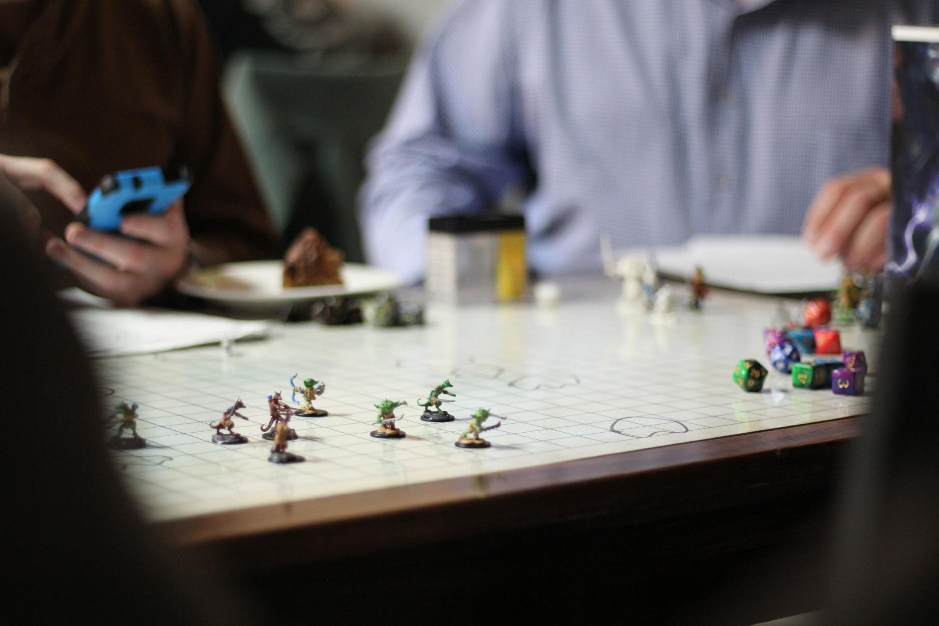 Dungeons & Dragons @ Lodestone -
