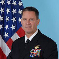 <strong>Rear Admiral Tom Brown (Ret)</strong>