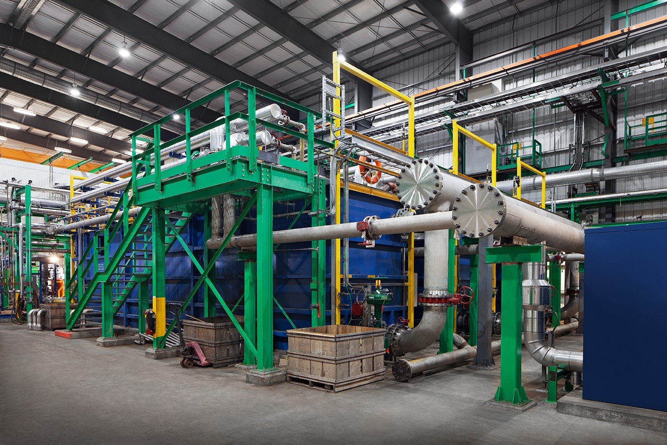 CRC installed GE's ZeeWeed MBR system as part of its effort to recycle 100 percent of its wastewater.jpg