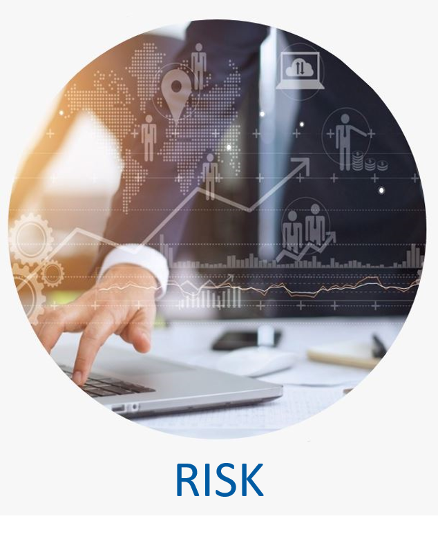 - Our Risk Management team helps you effectively understand, mitigate, and respond to risk, putting your business in the best position to respond in the short term and succeed in the long term.