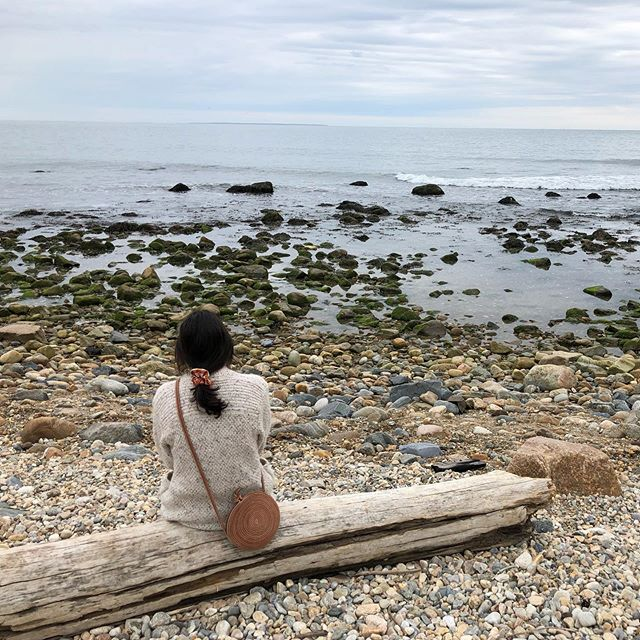 Quiet moment in Montauk from a few weekends back 🙏🏻