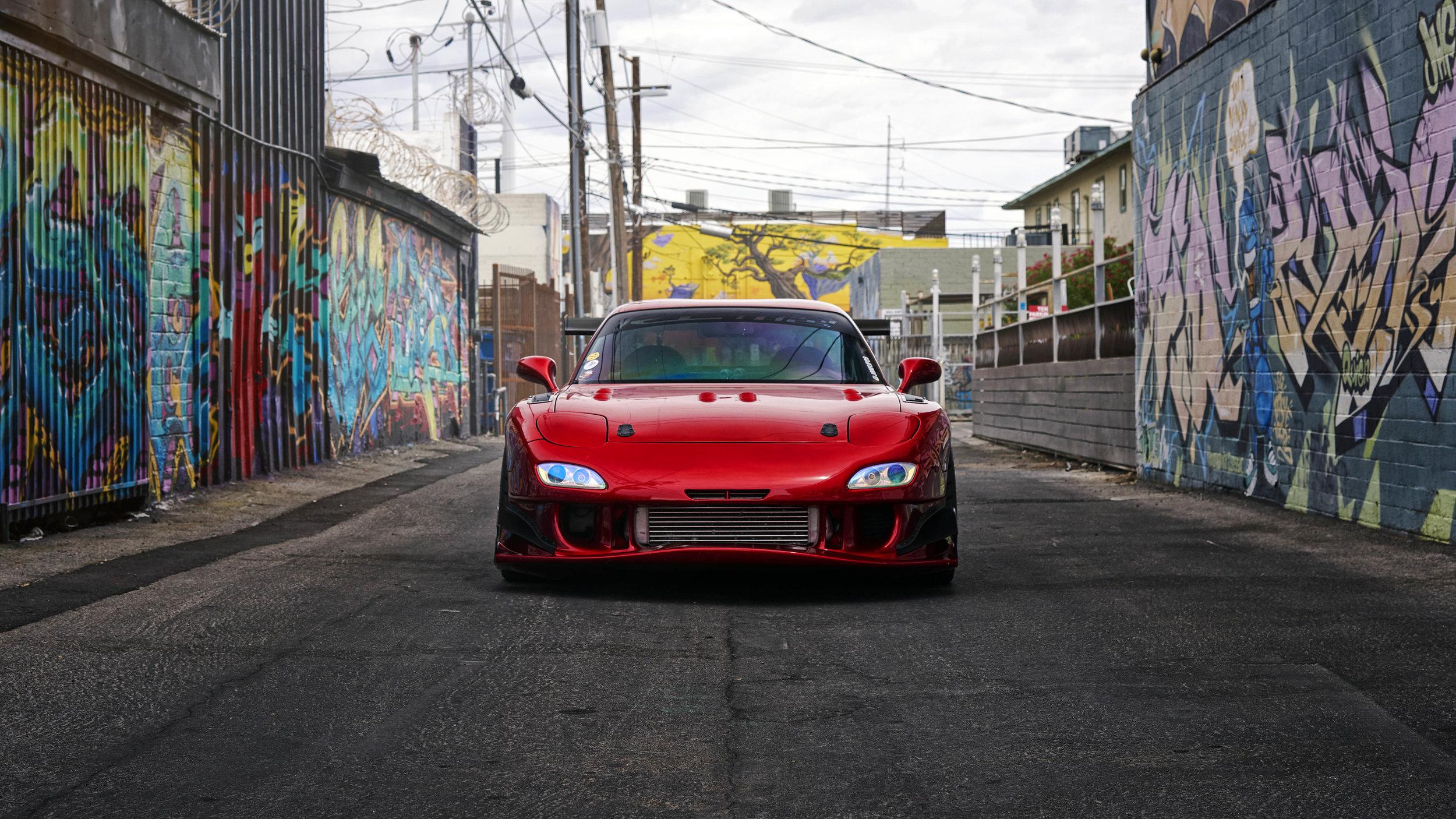 RX7 FD -