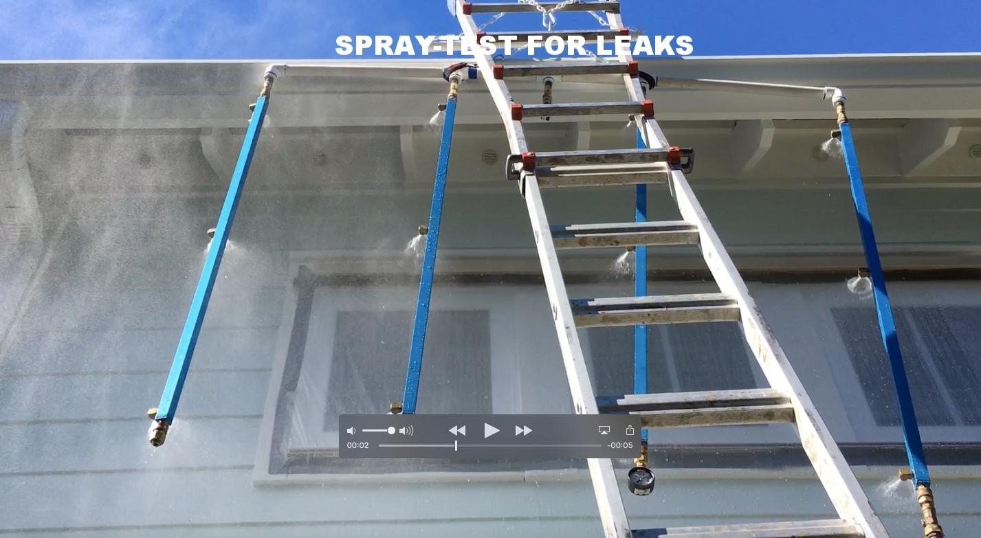 Fredricks WT window spray test still.jpg