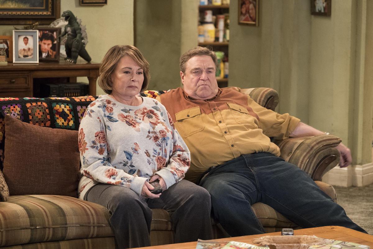 Roseanne.  Perf. Roseanne Barr, John Goodman. 1988-2018. Television.