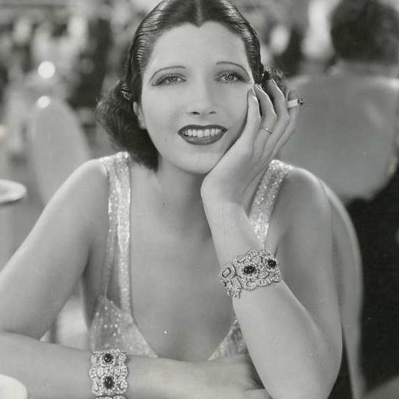"""""""If you take your doses of 1930s cinema intravenously and have a frenzied addiction to hardcore glamour, you'll know who actress Kay Francis is.""""  — Meghan King"""