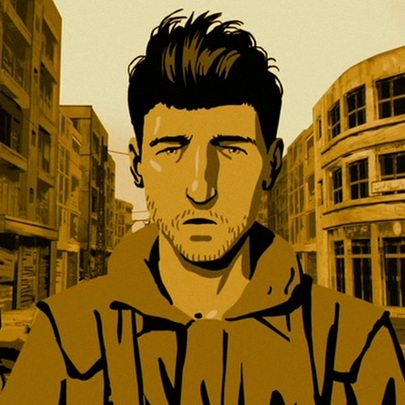 """""""Ari Folman's  Waltz with Bashir  is an autobiographical documentary that chronicles the director's efforts to uncover repressed memories of his military deployment in the 1982 Lebanon War.  Waltz's  animated form literally illustrates this recollective odyssey, as Folman confronts details of the massacre of Palestinian refugees at the Sabra and Shatila camps, which occurred near his military post."""" — Genevieve Citron"""