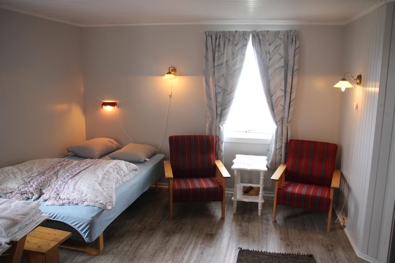 Accommodation, Å in Lofoten, rorbu - seahouse. Å Feskarbrygga.