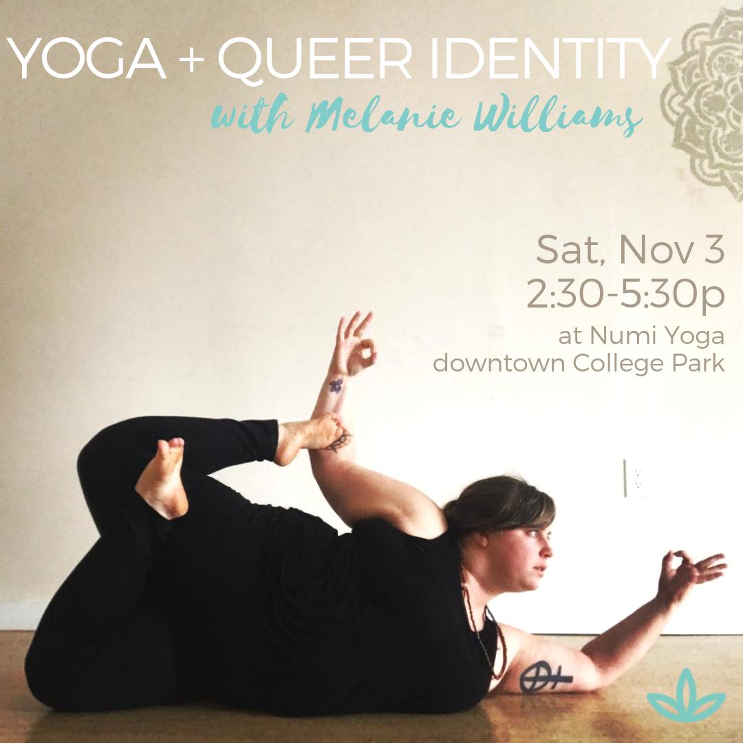 Yoga + Body Image - Series with Melanie Williams