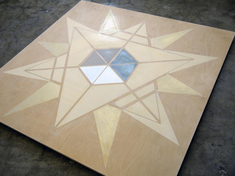 Dodekagram (12 sided star)