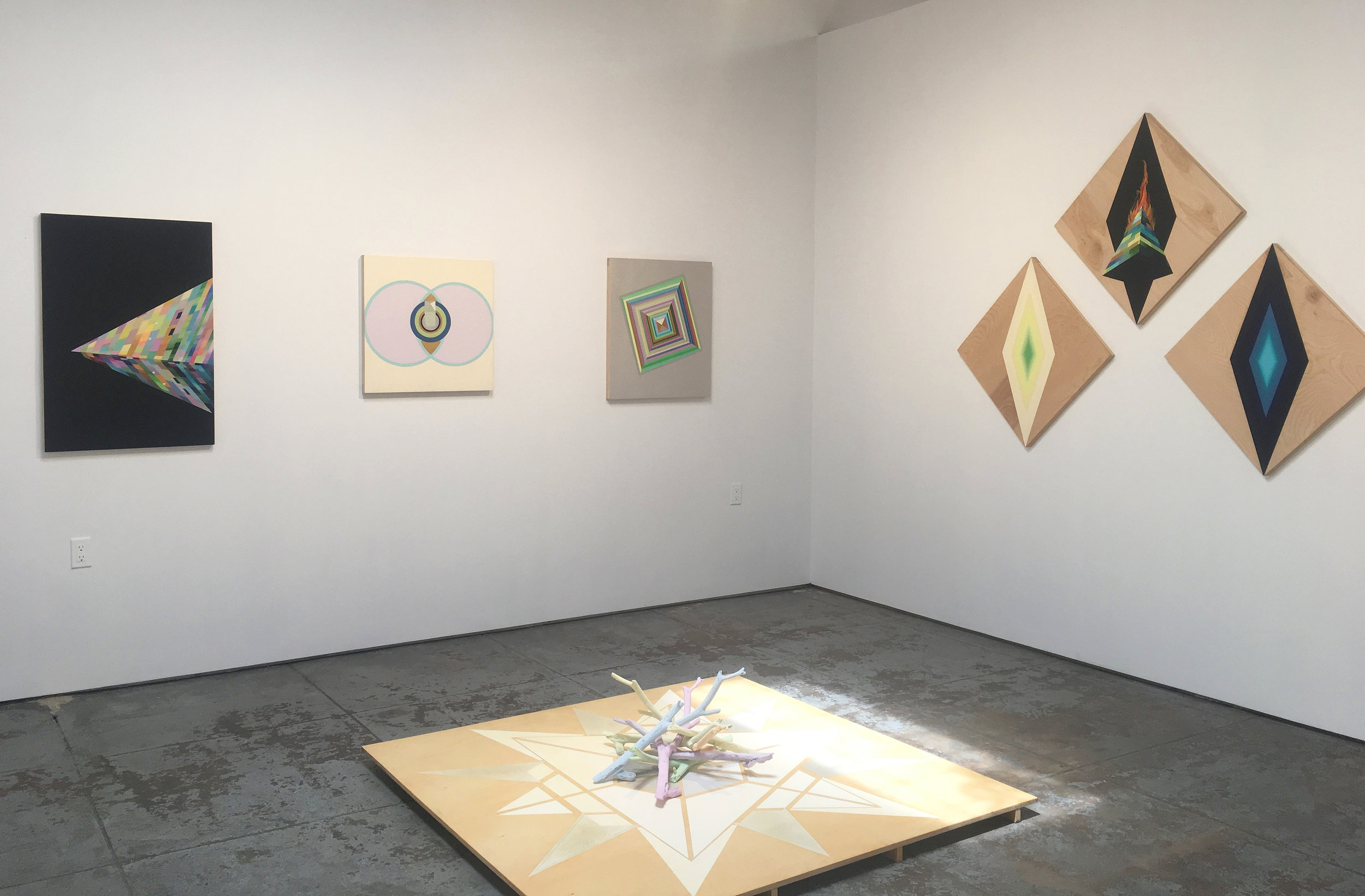 Feminist Alchemy(Installation view)