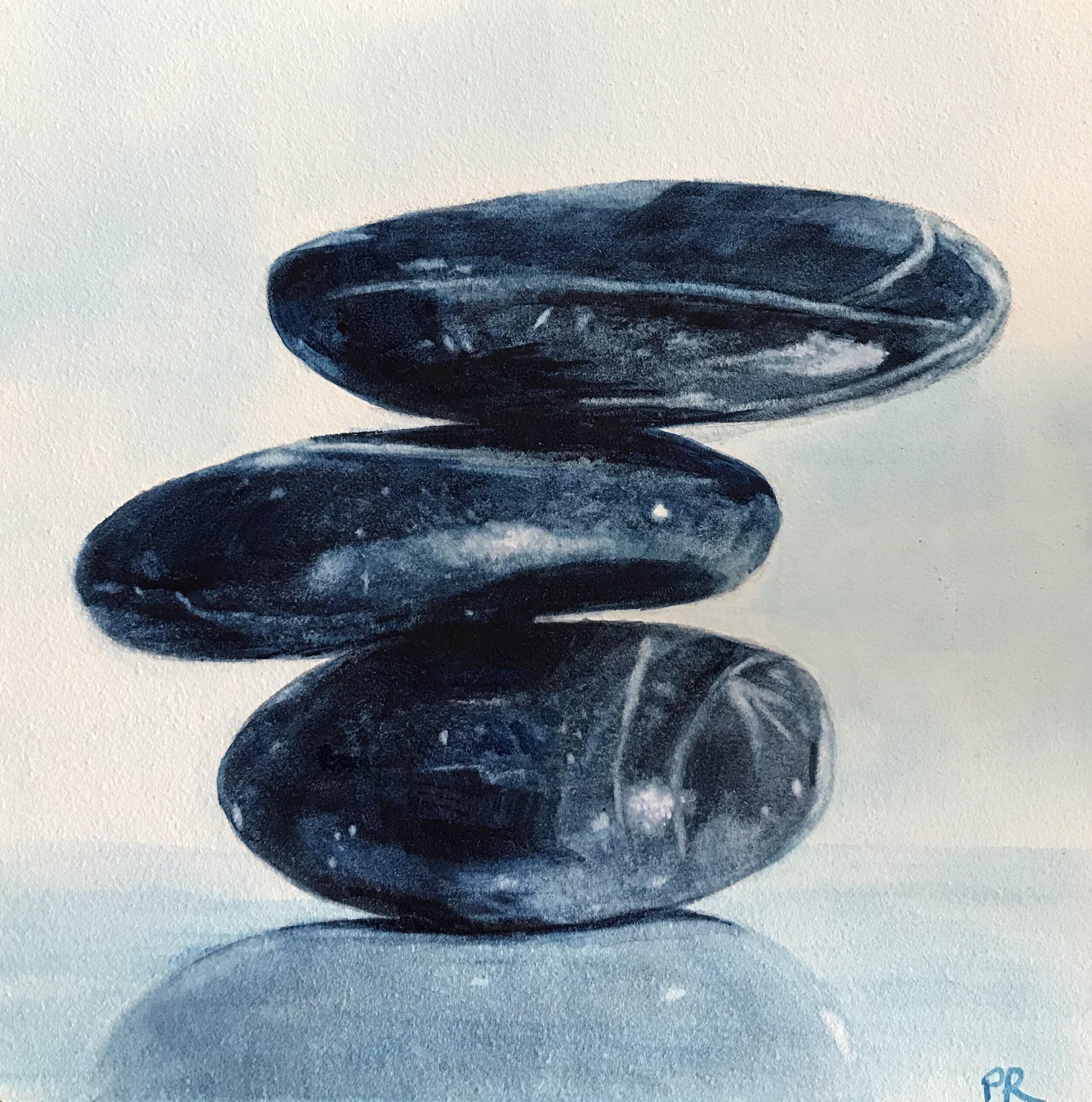 """Balance and Focus"""
