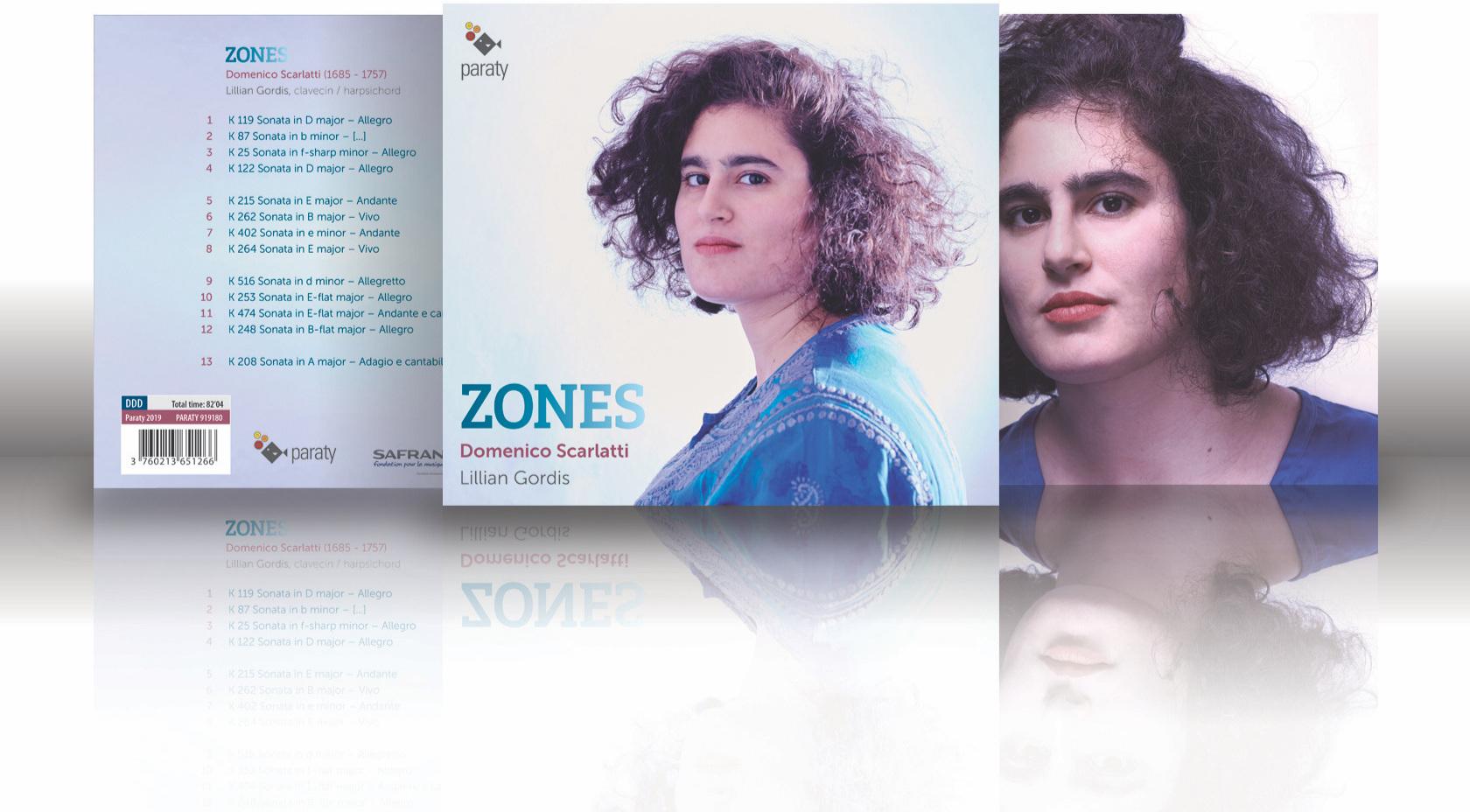 Zones triptych