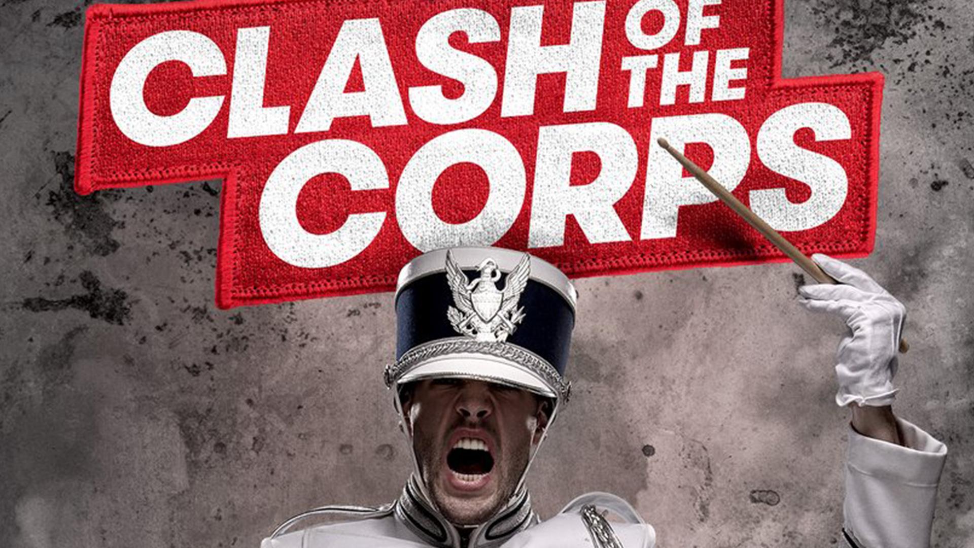 CLASH OF THE CORPS    fuse tv / key art / promo