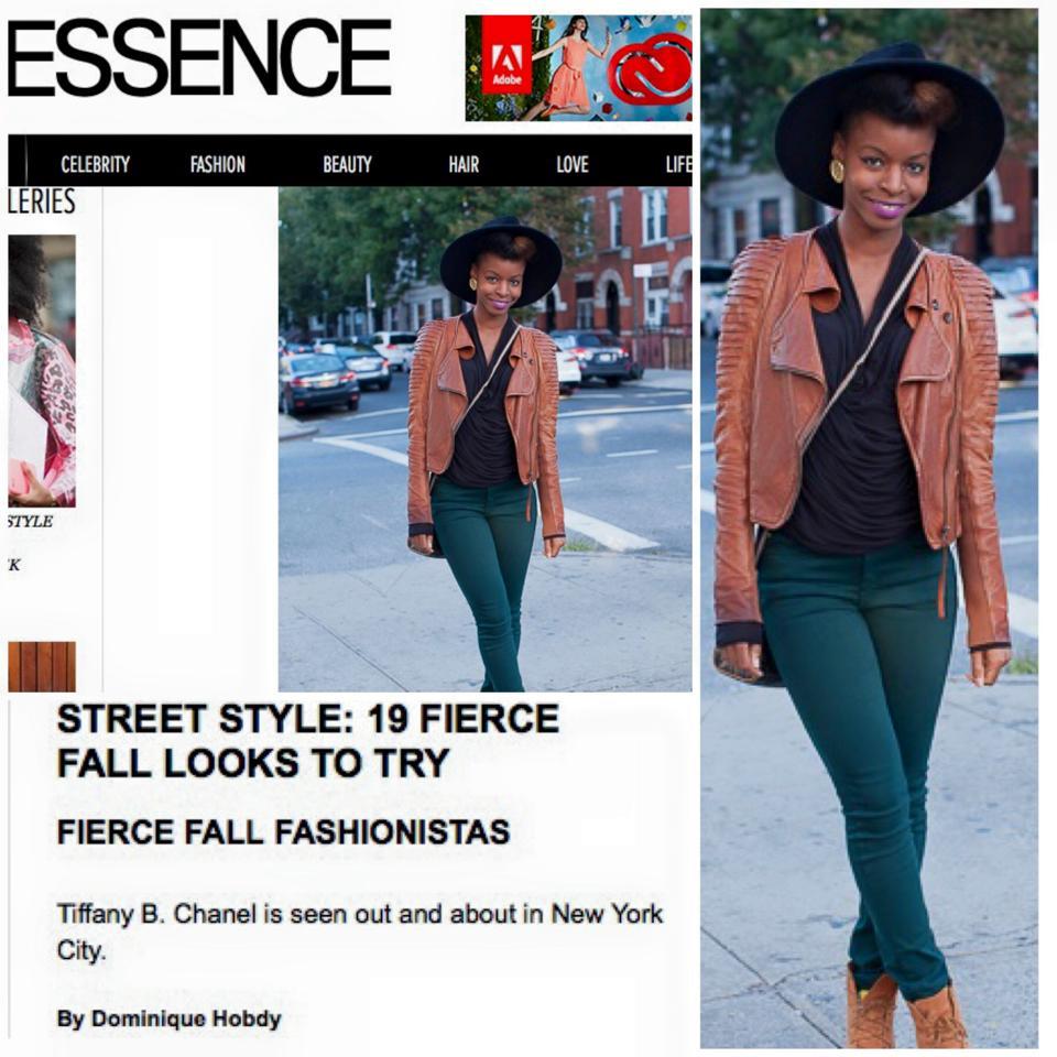 Essence Street Style 2016