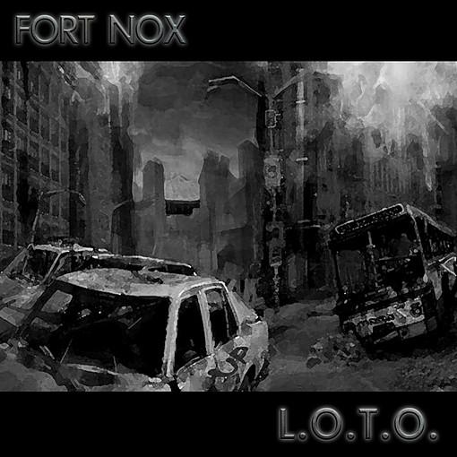 Album cover design for L.O.T.O. (Last of the Original) released in 2012