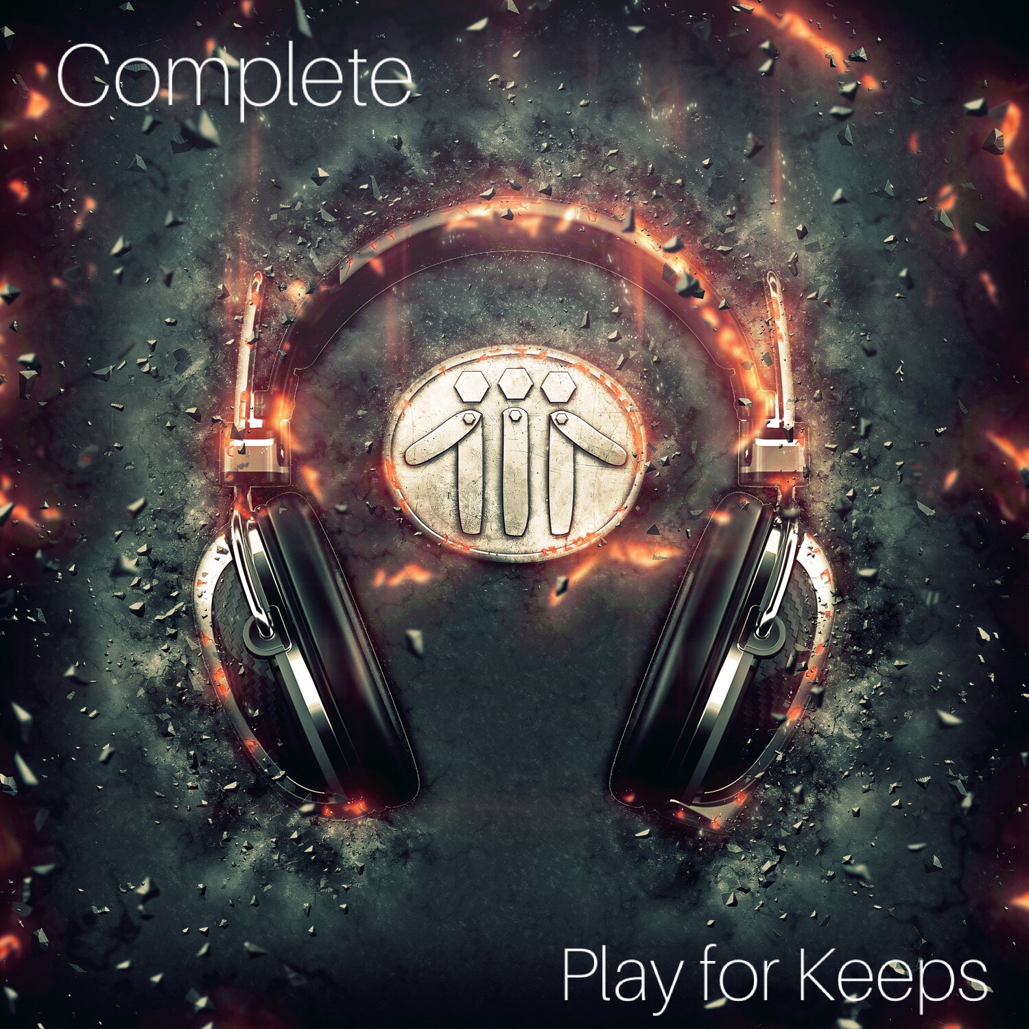 """Check out the new single """"Play for Keeps"""" by Complete on bandcamp and all of the major digital outlets very soon. The track is being added as a bonus to solo album My Three Cents by Complete."""