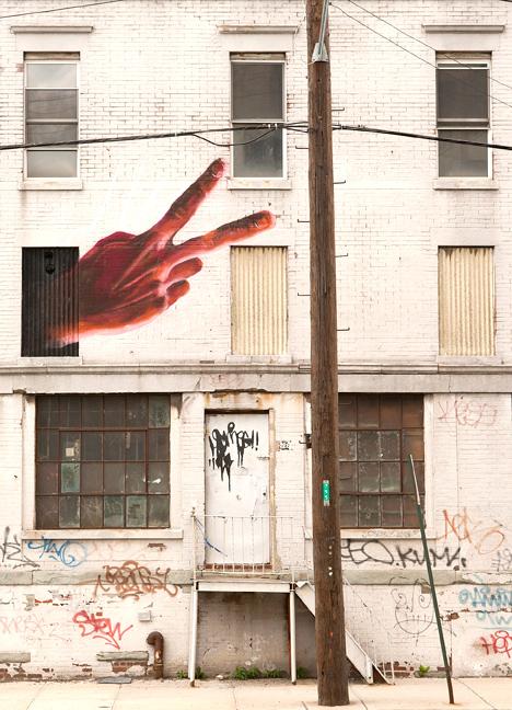 brooklyntheory :      Street Art: Overunder, Bushwick