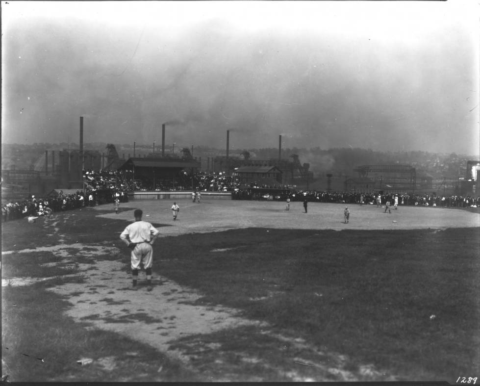 YST Ball Game Campbell Park 1926.jpg