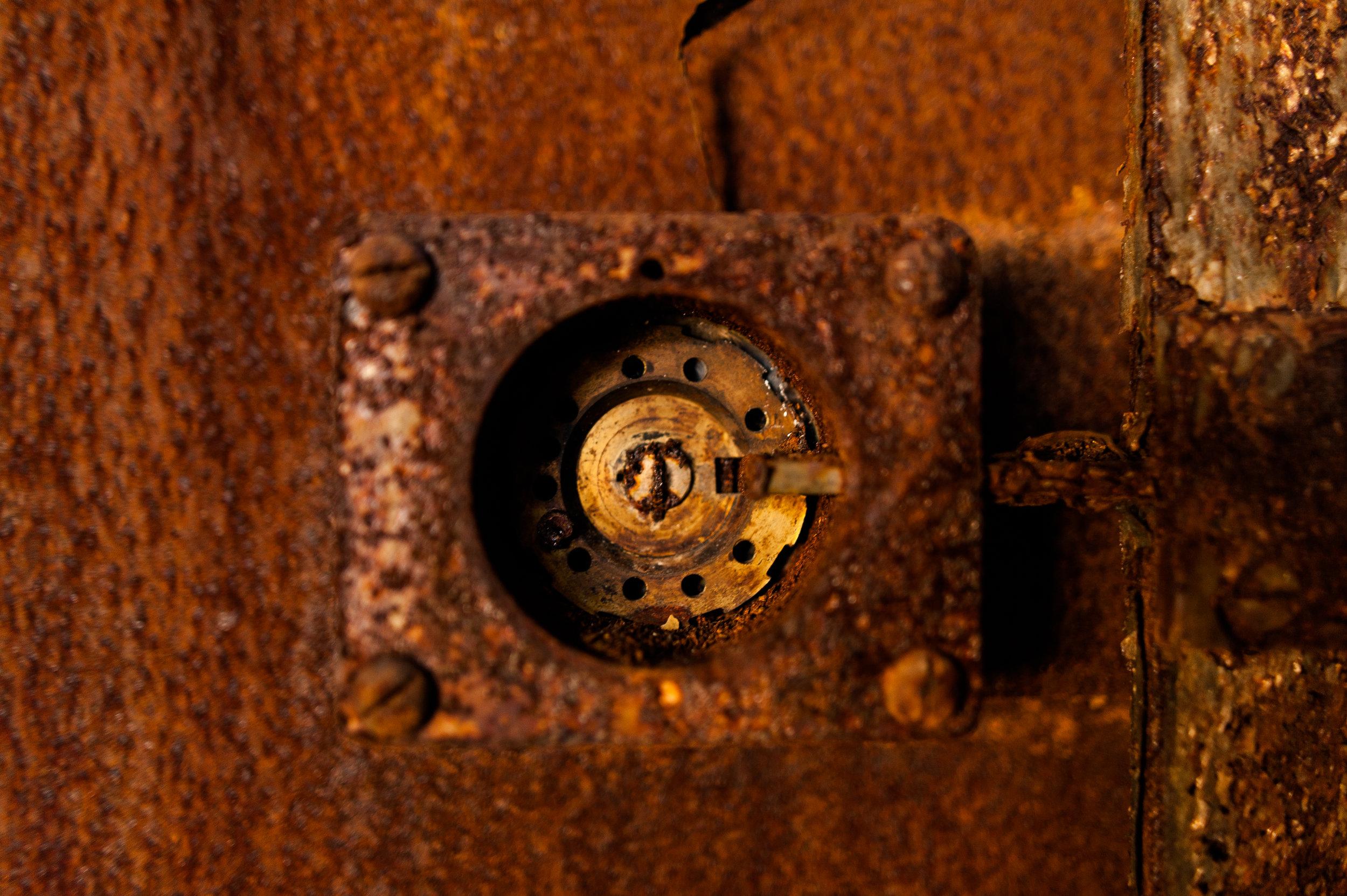 Lock Interior