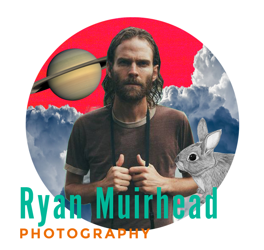 RYAN MUIRHEAD    THE UPSIDE DOWN   Examine the classic questions about photography from the opposite angle. What makes a photo a success? What gives work longevity? What am I doing with my life?!? Come talk about it.   ryanmuirhead.com