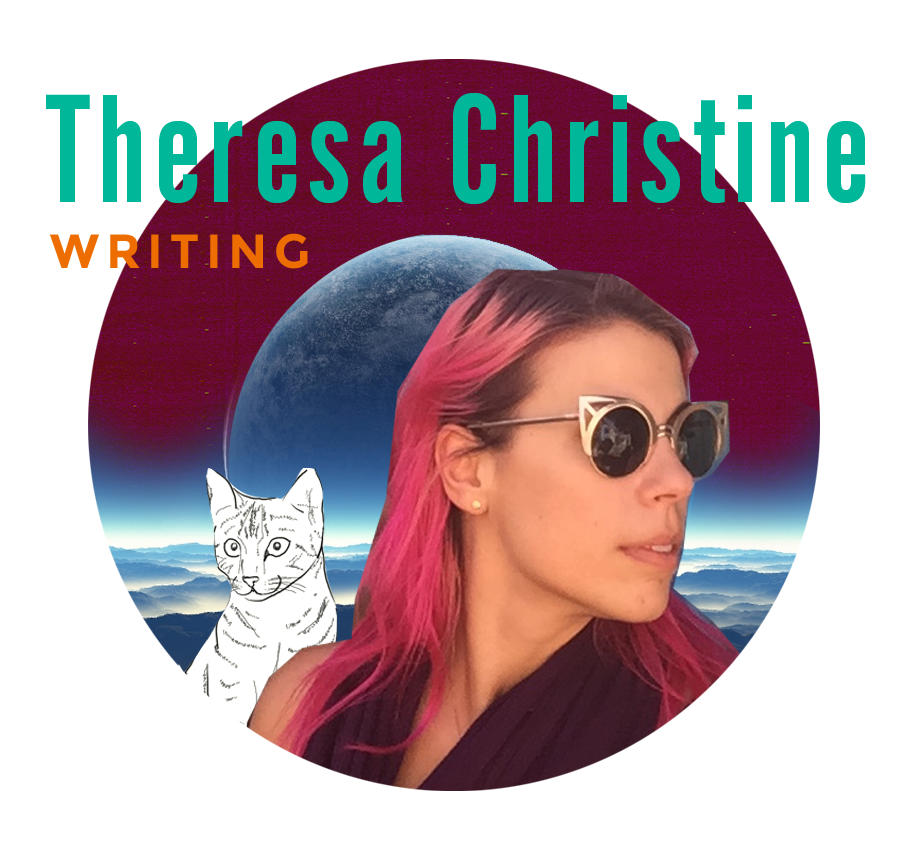 THERESA CHRISTINE    WRITING AMAZING CONTENT PEOPLE ACTUALLY CARE ABOUT   Your work was rejected from yet another publication. You've had zero new clients reach out to you via your website. Oh, and nobody liked your Instagram photo. It's not you! It's your writing. Amazing content puts the spark from your creative life into words while also speaking on a personal level to your audience.Discover how to identify and reach your ideal client as well as showcase your personality through written word. Hear useful advice and illuminating case studies. Leave with inspiration and information to tell your story in a more complete way.   theresachristine.com