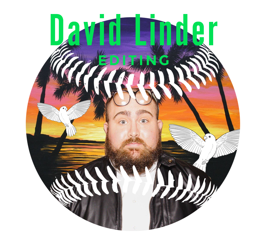 DAVID LINDER   David is a friend of people, has a beautiful beard and smile. Hes an expert with the camera, a computer extraordinaire and top chef at @smilebooth and @yeahfieldtrip   davidlinder.com