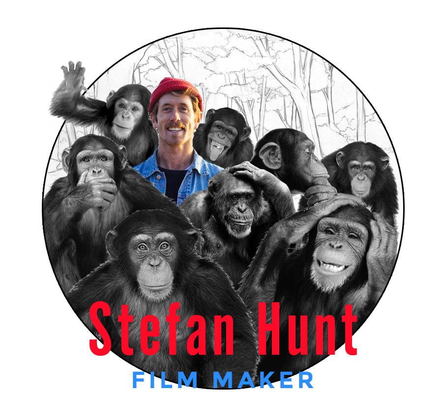STEFAN HUNT   Stefan Hunt started his film-making career at 18, when he decided to buy an ice-cream truck and drive it across the U.S with the goal of surfing in each state, even if it was land locked. The idea was so stupid that it did incredibly well. Since then he has directed award-winning films across every single continent except for Antarctica - living the dream. And then life spiralled. Two years ago Stefan's anxiety got really bad and he became so afraid of the unknown that he couldn't make a simple decision until he penned a poem, 'We're All Going To Die', which changed everything. stefanhunt.com  www.wereallgoingto.com