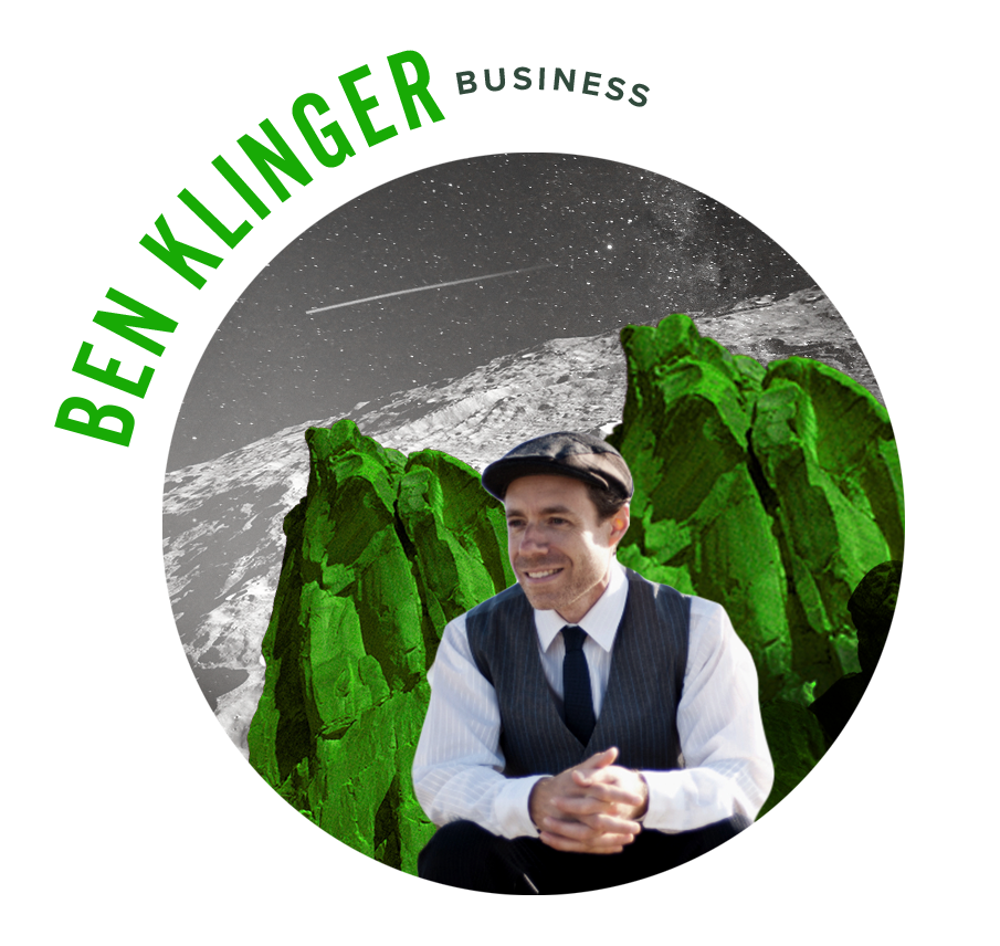 BEN KLINGER   Money, money, money...the root of all evil? That's bullshit. Money is just a tool, it makes good people better and bad people worse. So let's get much, much better. After 10+ years of DJing around the world and managing national marketing campaigns for big brands, Ben has spent the last several years helping entrepreneurs make more money, save more money, and pay less in taxes.  Plan for tomorrow, live for today.   benklinger.virtuity.com