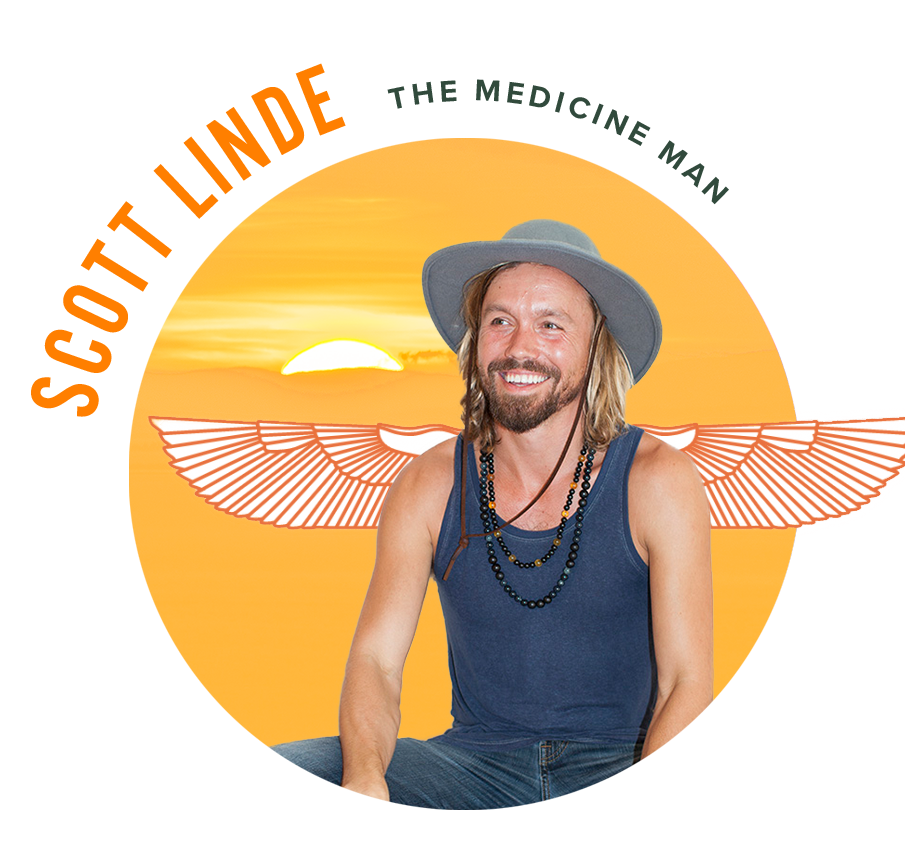SCOTT LINDE   The oOwner and Founder Scott Linde developed the company through his own transformational experience with these foods. With a background in Rolfing (Structural Integration), he began to notice profound shifts in his own body and consciousness with the addition of tonic herbs and superfoods to his diet. These shifts transcended the optimum state of well-being he had already sustained in his field of work! The line evolved from Scott's personal motivation to source the highest quality tonic herbs, algae, greens, and mushrooms from around the globe: simply (and perhaps selfishly) because this was what he wanted to put in his body! With the natural tendency to share with others, Scott began to offer the foods to friends and clients, and the company formed in response to the positive shifts in the community's health and organically growing demand for these Transformational Foods.   www.sunpotion.com