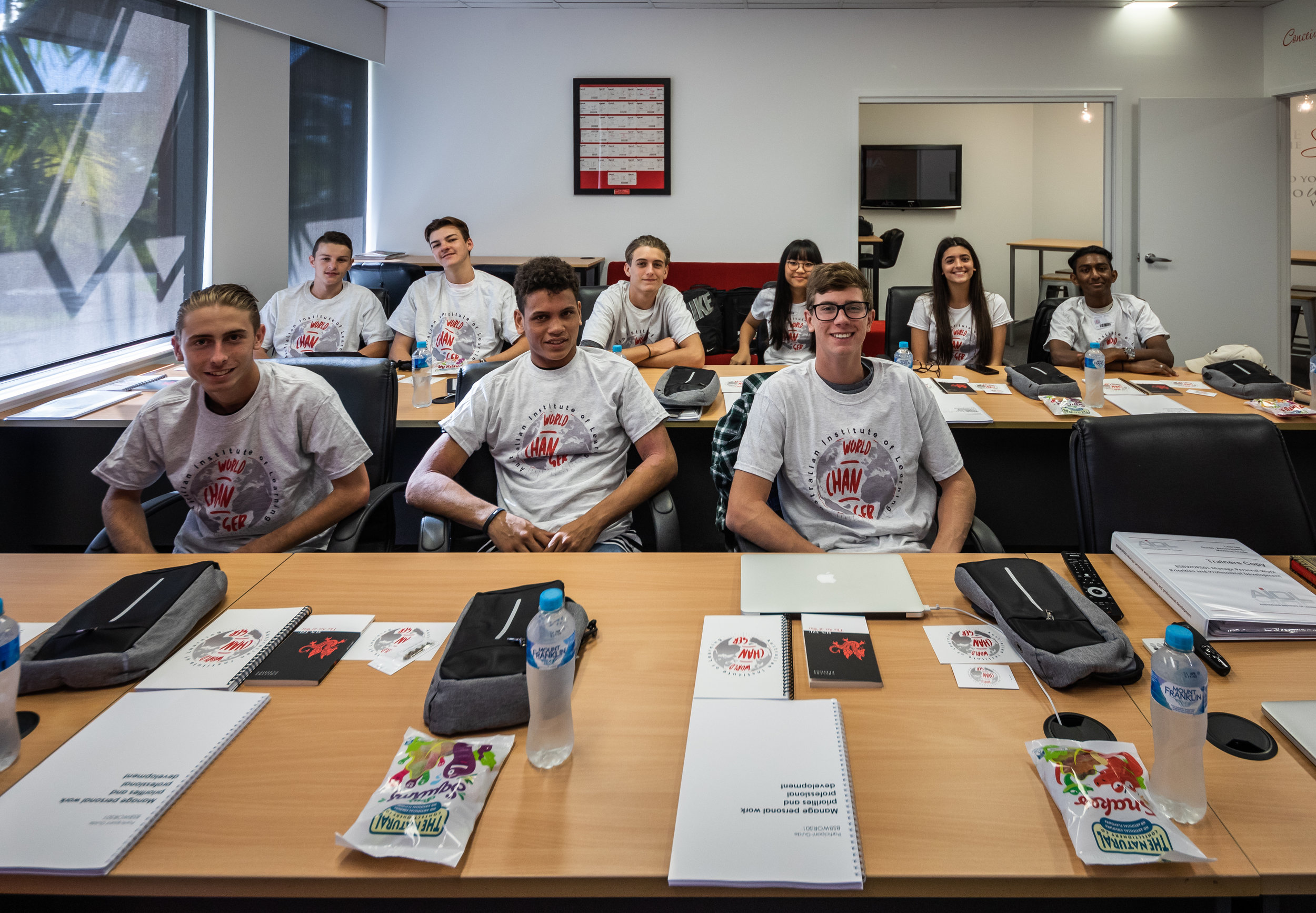 ENTREPRENEURIAL PROGRAM DESIGNED FOR YEAR 11 AND YEAR 12 STUDENTS