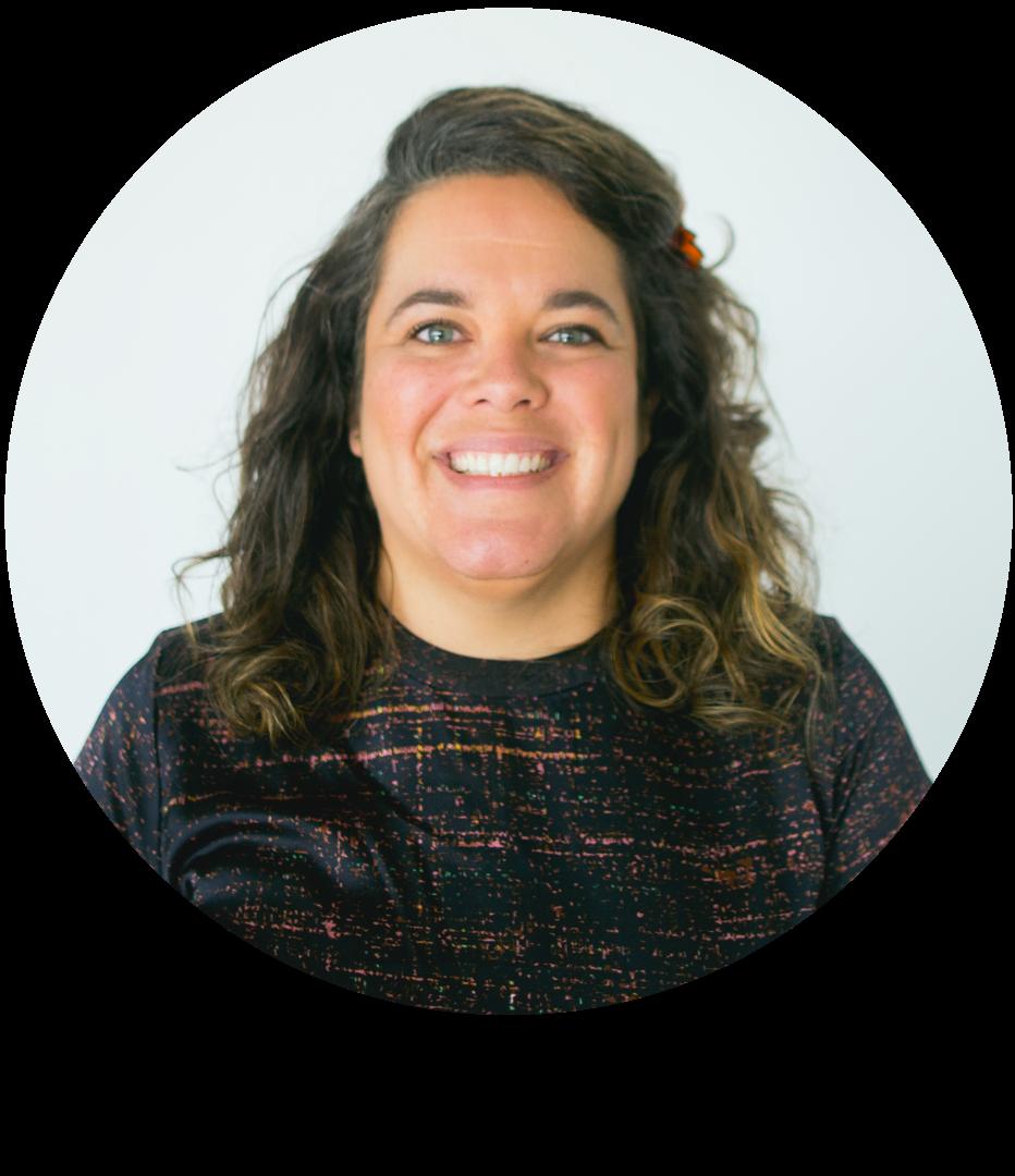 Kristina Mora - Children's Pastor
