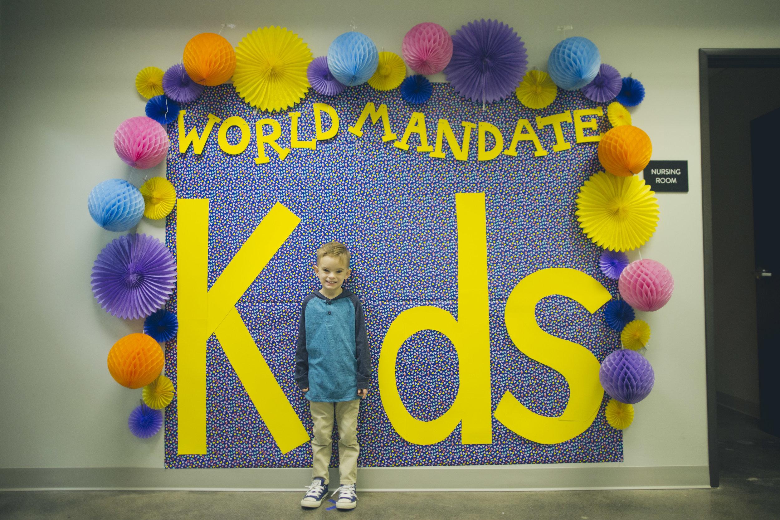 World Mandate Kids