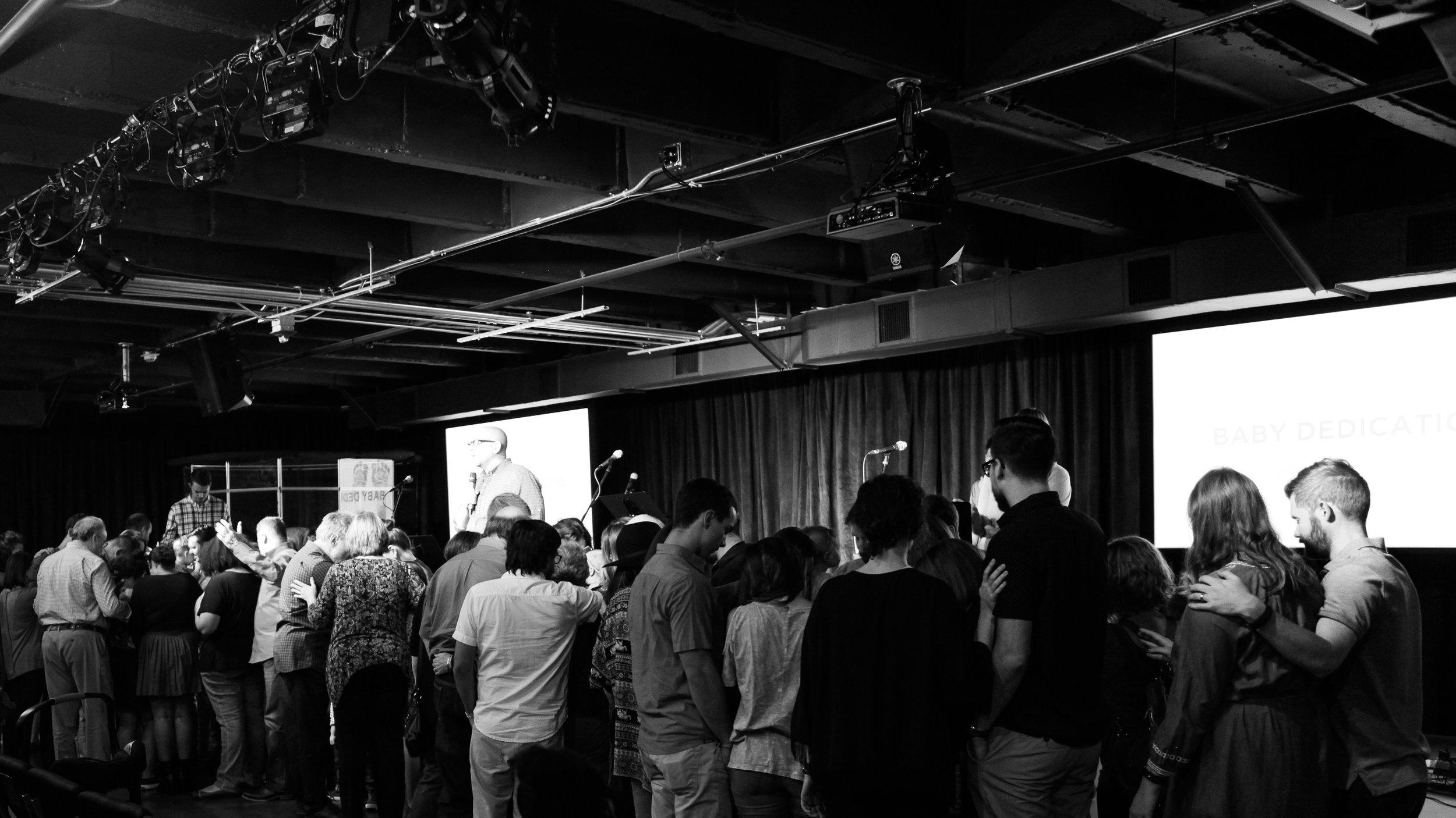 Prophetic Ministry Team -
