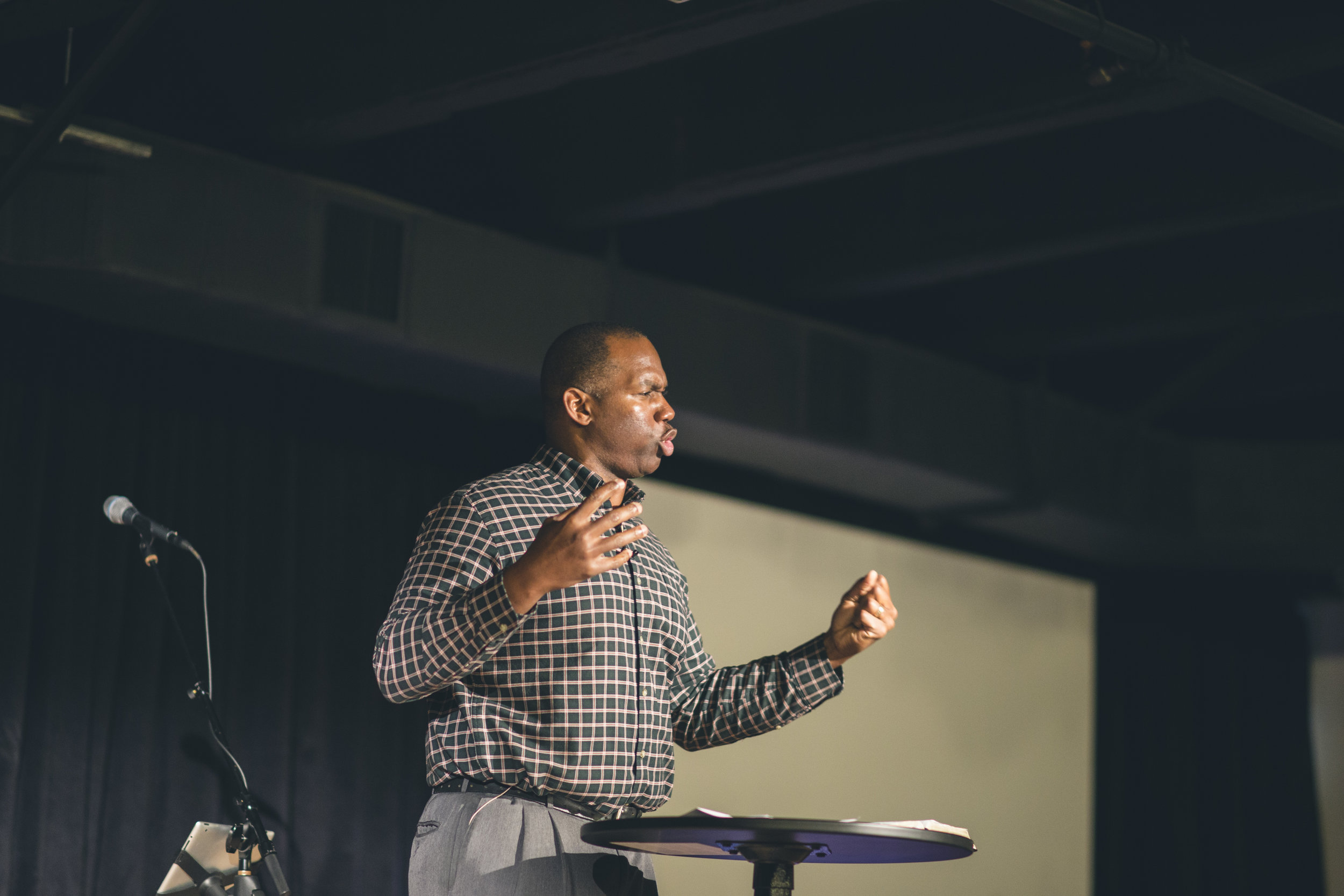 Special Guest: Vincent Carpenter - What a blessing to have Vincent Carpenter on Sunday!