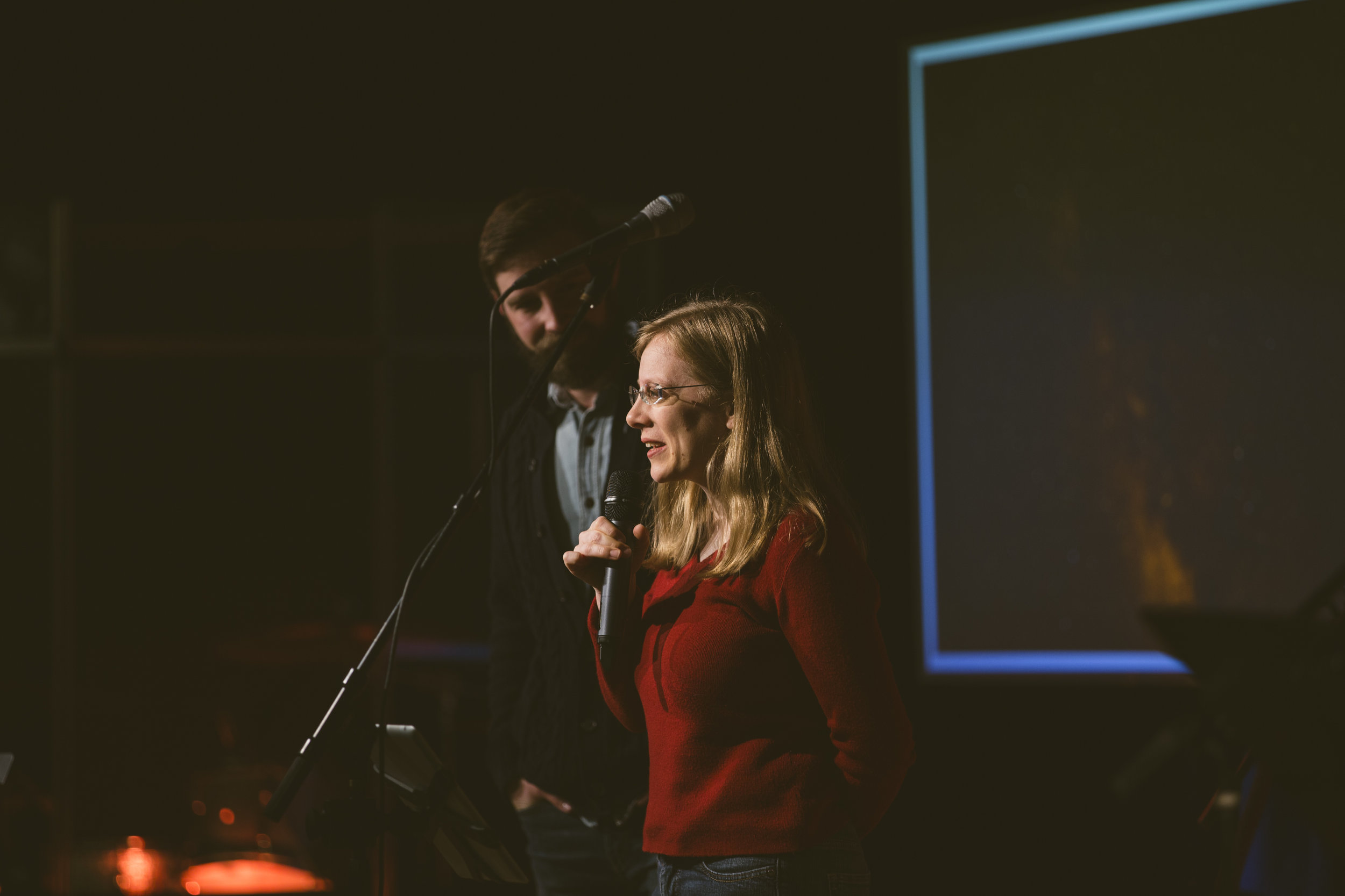 Honoring Carrie - We're so glad to have people like Carrie at Antioch! She has served in Mongolia for the last five years and has now returned to Dallas. We love you Carrie!