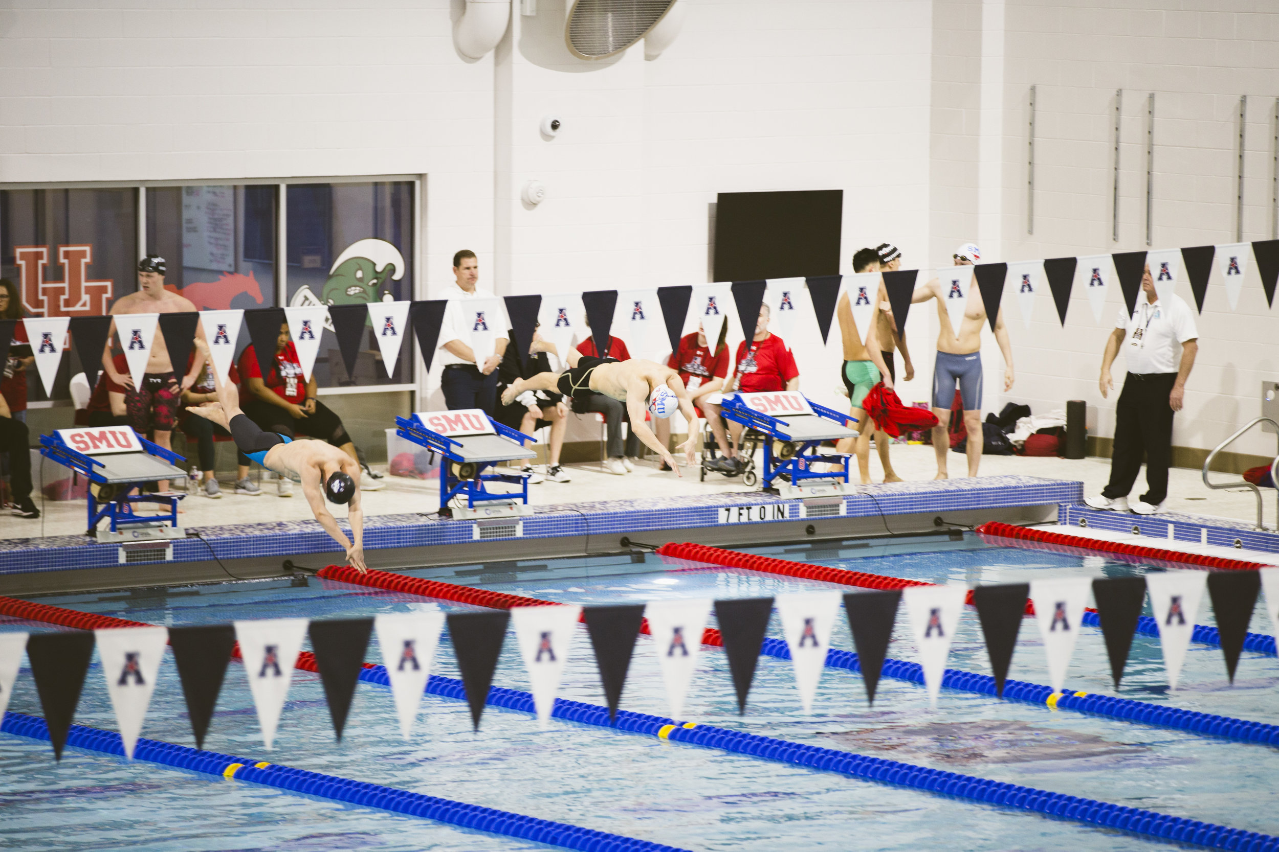 Swimmers at Antioch - We have a few SMU students at Antioch who competed at Conference this weekend. Way to go guys! Justin, Ralph, Tristan, and Reid: way to GO!