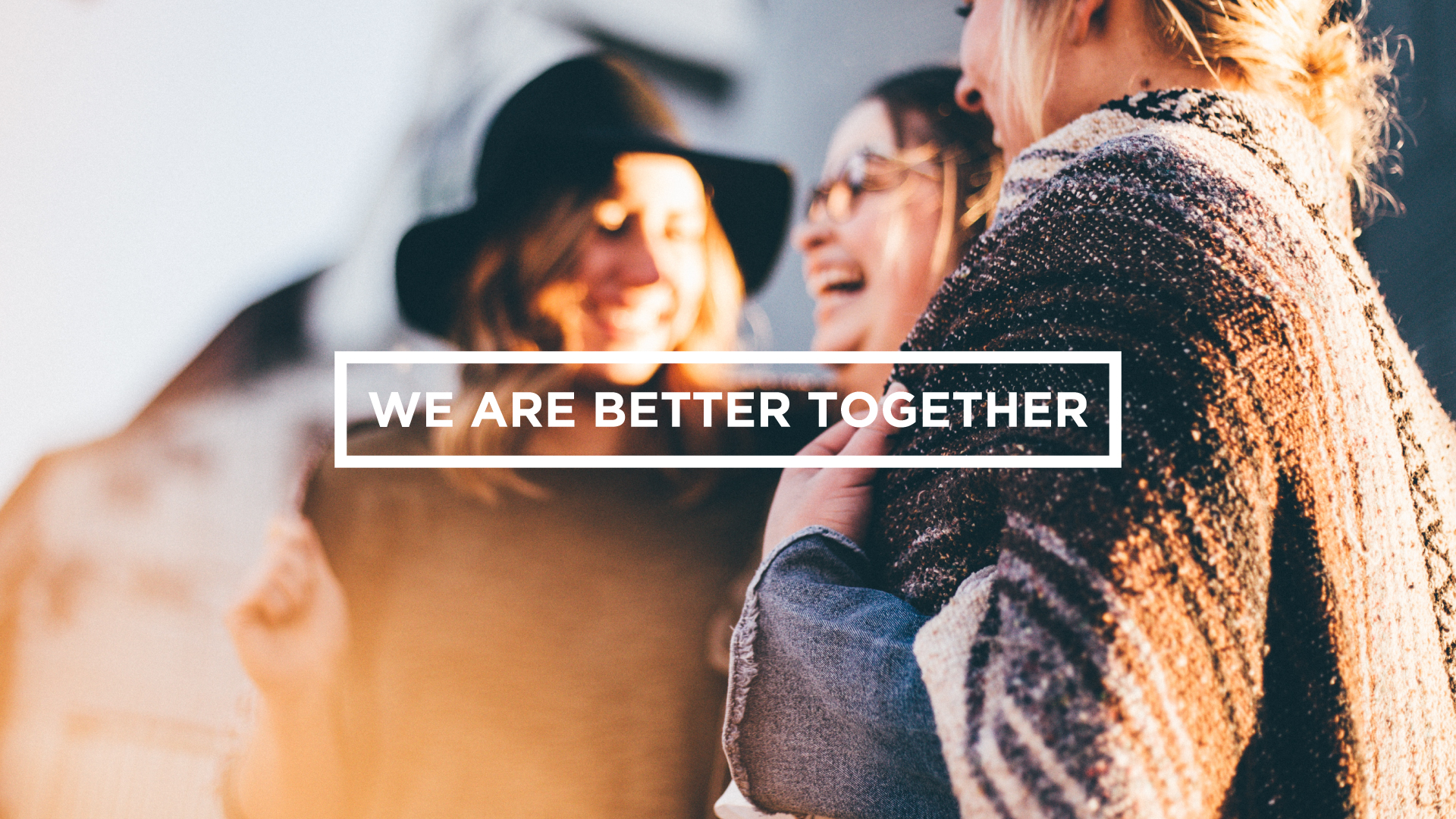 4. We Are Better Together - Jesus is a community builder. He is regularly pulling his disciples together in community. We want to pursue the way of Jesus together in the context of church community. Toward that end, we seek to embody the values of 1 Corinthians 13 in our relationships with one another. You can listen more to how we approach this value here.