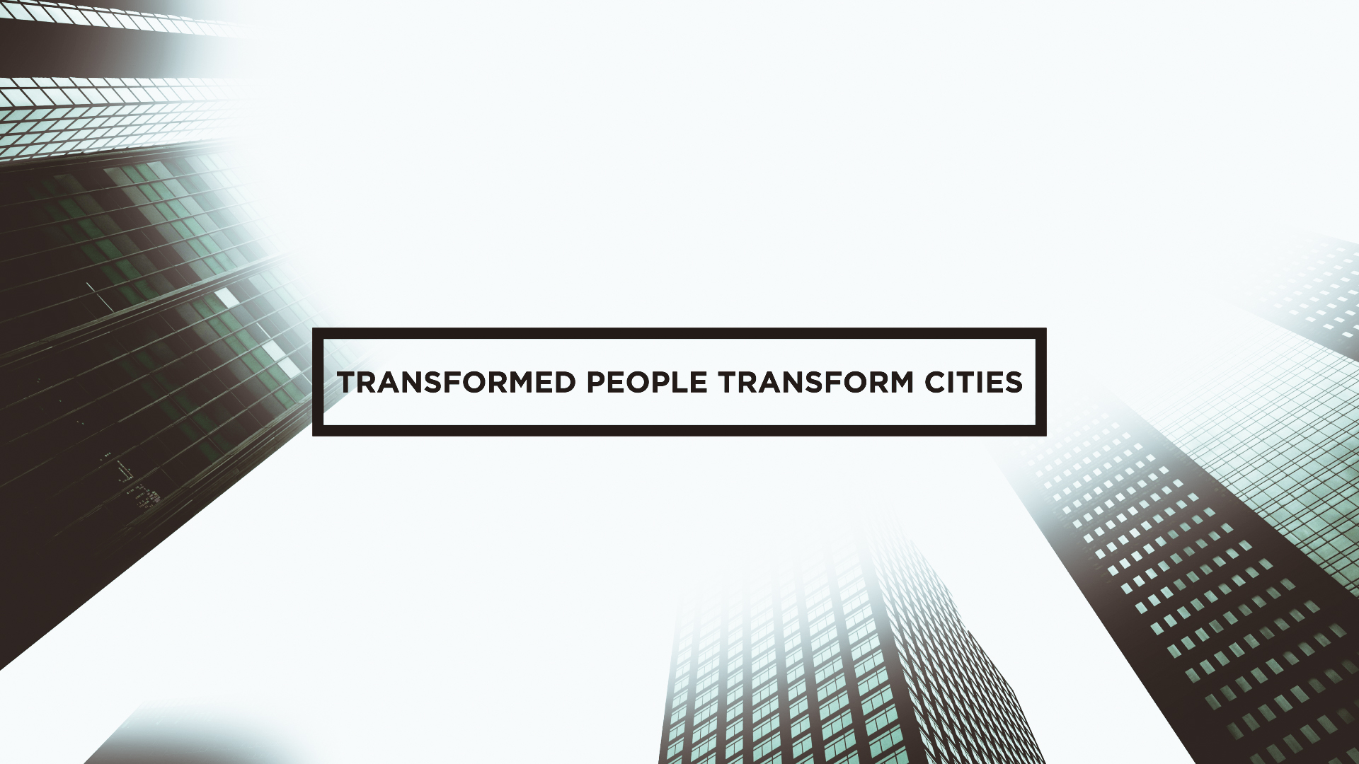 8. Transformed People Transform Cities - As we are deeply transformed by the Gospel, we bring transformation to our families, neighborhoods, schools and workplaces. As we practice the way of Jesus together, we want to be marked by this type of deep and wide ministry.